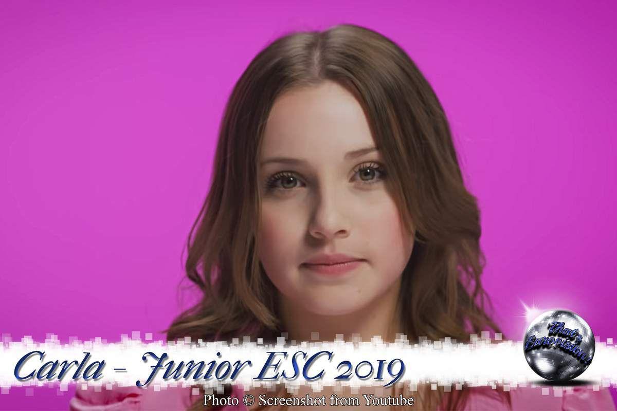 France - Carla - Bim Bam Toi (2019)