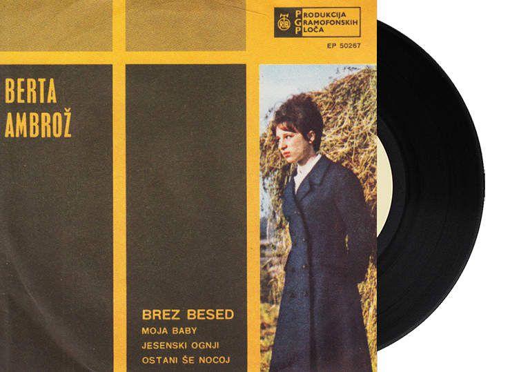 "7th - Yugoslavia - Berta Ambrož ""Brez besed"" (9 points)"