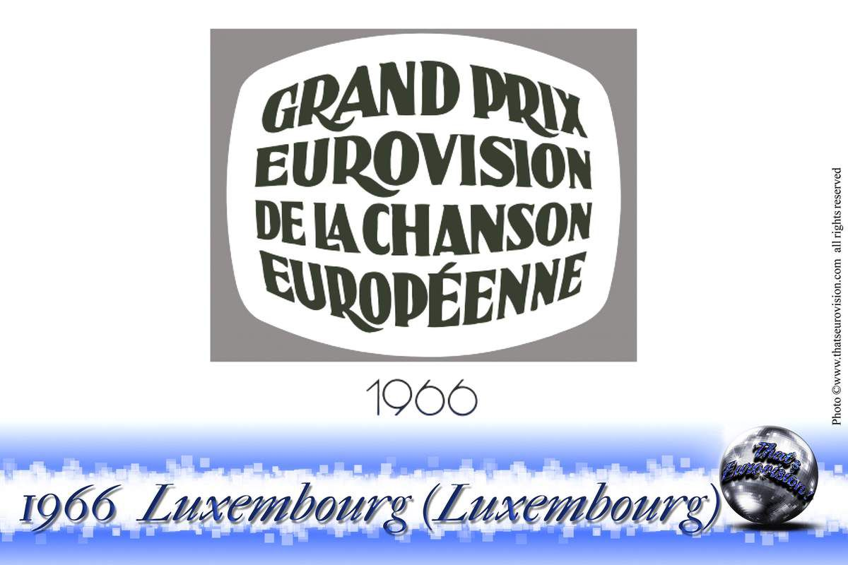 1966 - Luxembourg (Luxembourg)