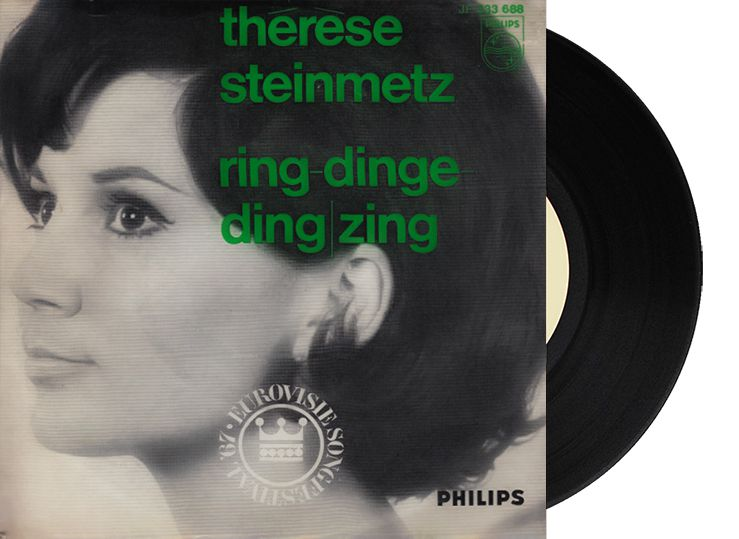 "14th - The Netherlands - Thérèse Steinmetz ""Ring-dinge-ding"" (2 points)"