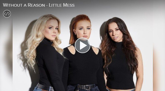 """Little Mess """"Without a Reason"""""""