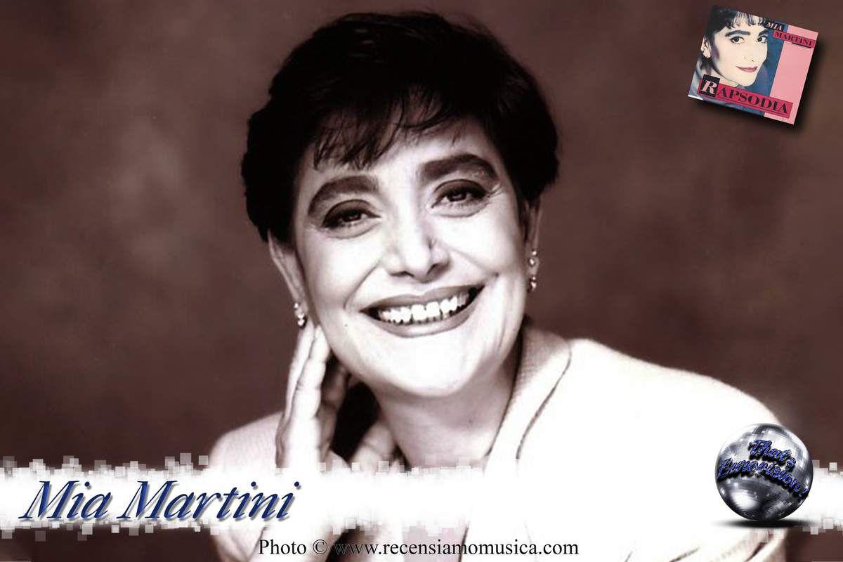 Mia Martini - « TANTI AUGURI MIA » (Italy)