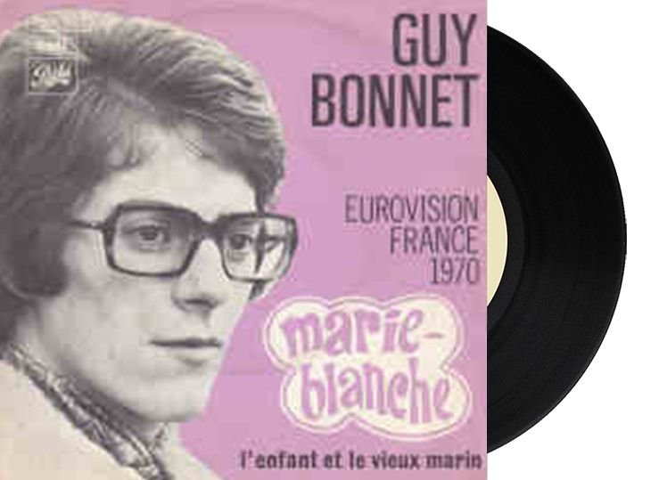 "4th - France - Guy Bonnet ""Marie-Blanche"" (8 points)"
