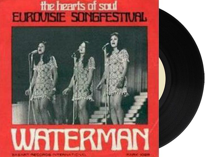 "7th - The Netherlands - Hearts Of Soul ""Waterman"" (7 points)"