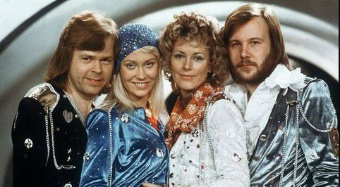 "ABBA ""Happy New Year"" (Suède 1974)"
