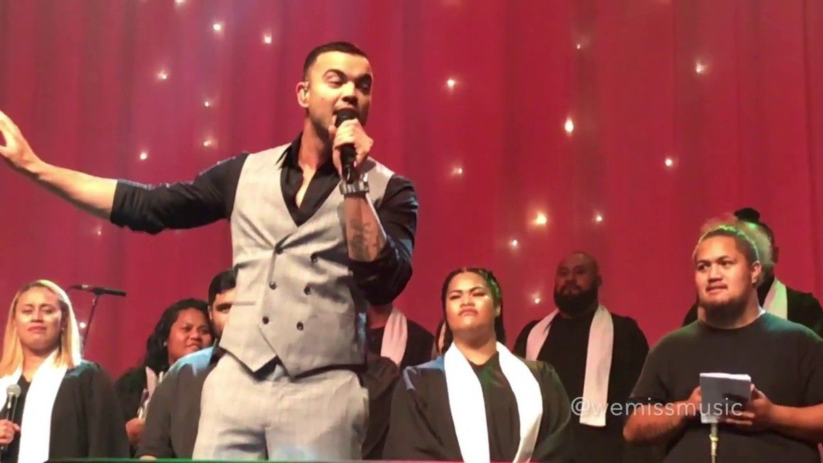 "Guy Sebastian ""All I Want For Christmas Is You"" (Australie 2015)"