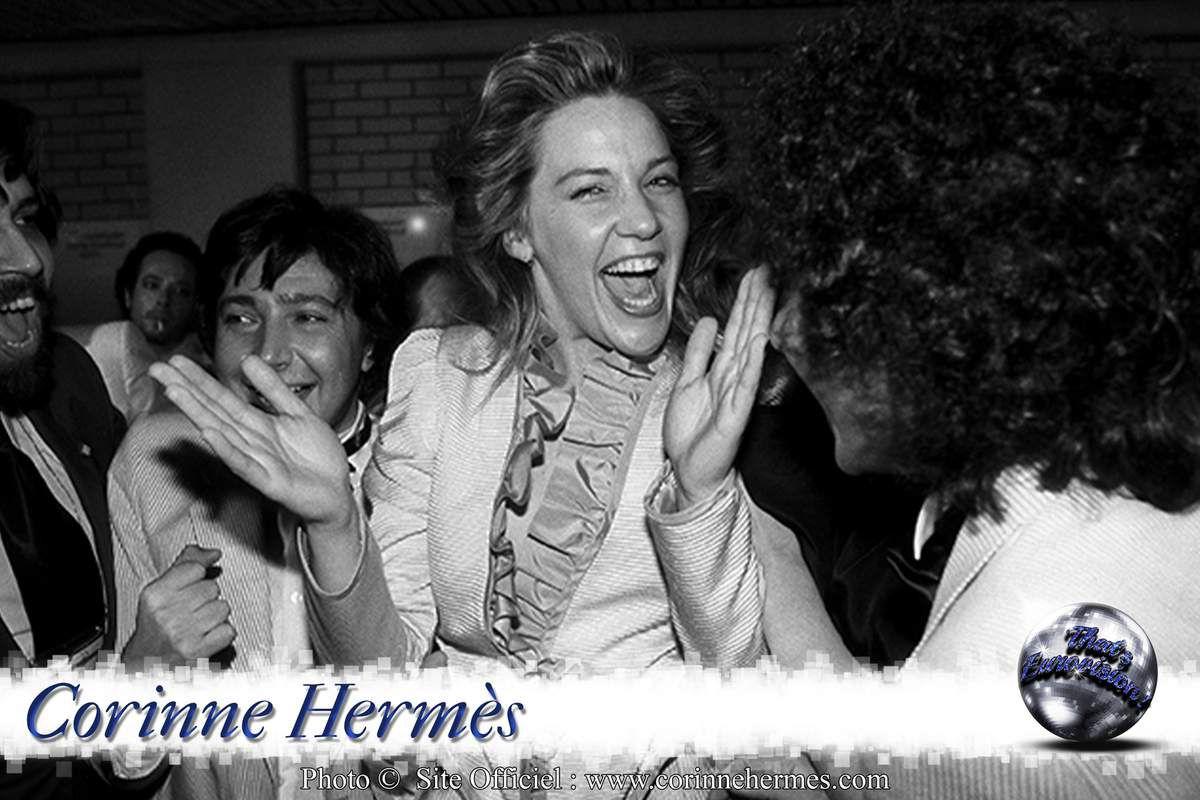 Corinne Hermès - J'avais envie de rendre hommage à ces chansons