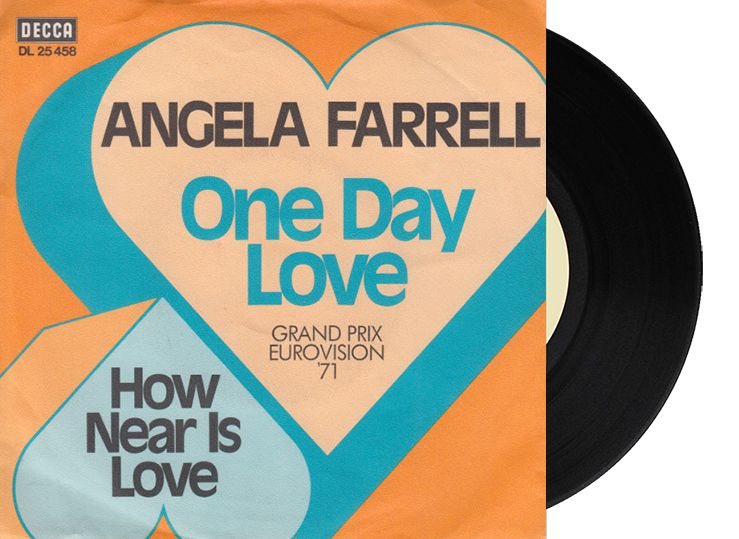 """11th - Ireland - Angela Farrell """"One Day Love"""" (79 points)"""