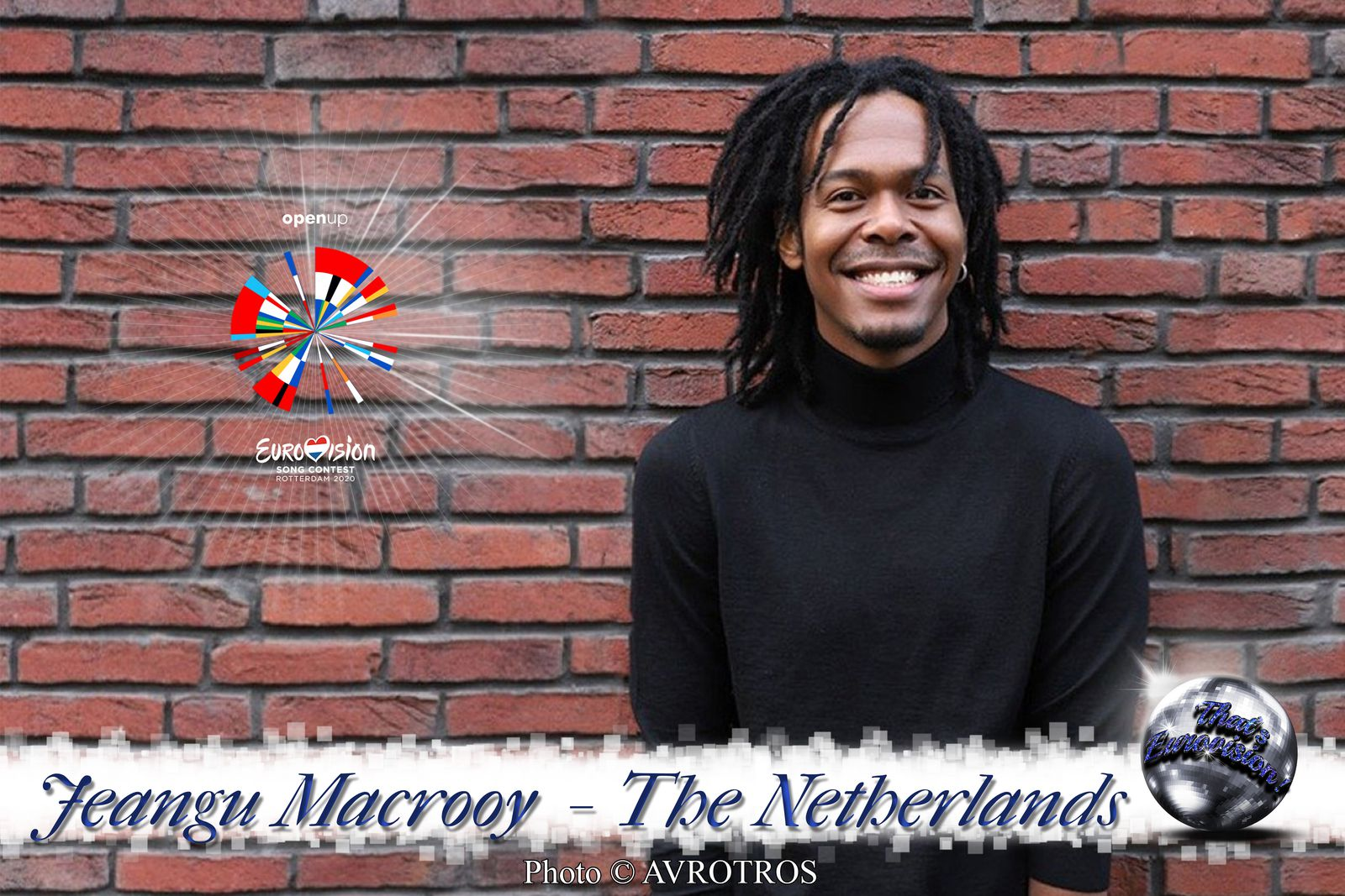 The Netherlands 2020 - Jeangu Macrooy