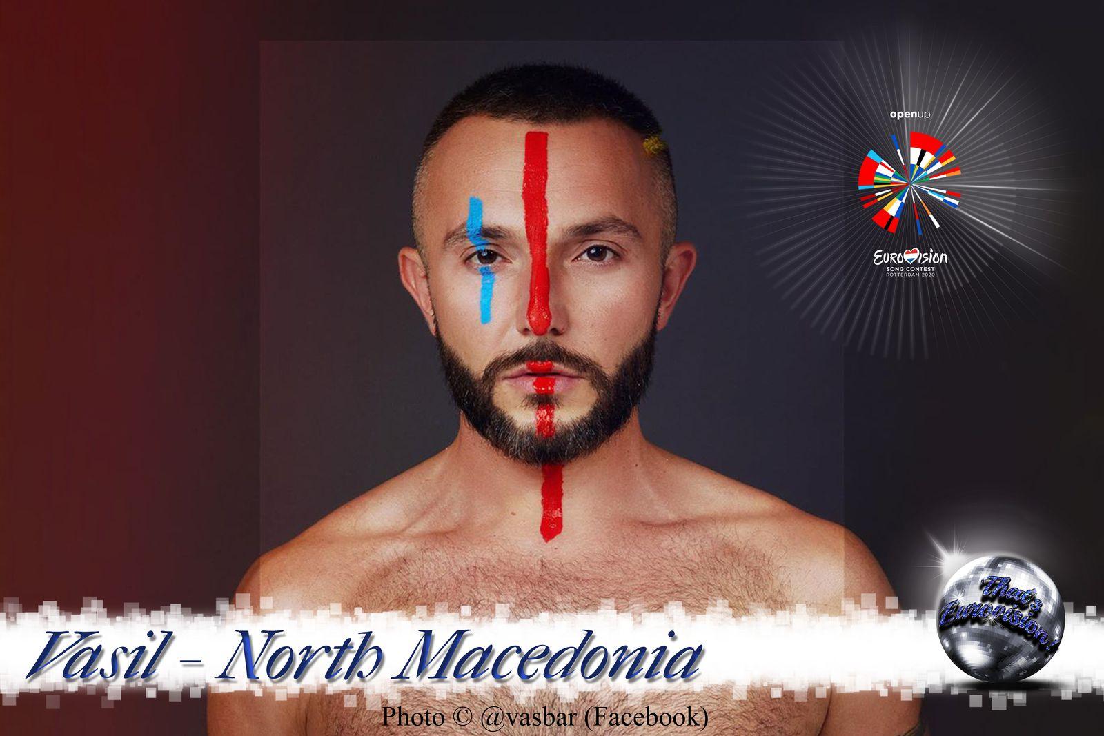 North Macedonia 2020 - Vasil