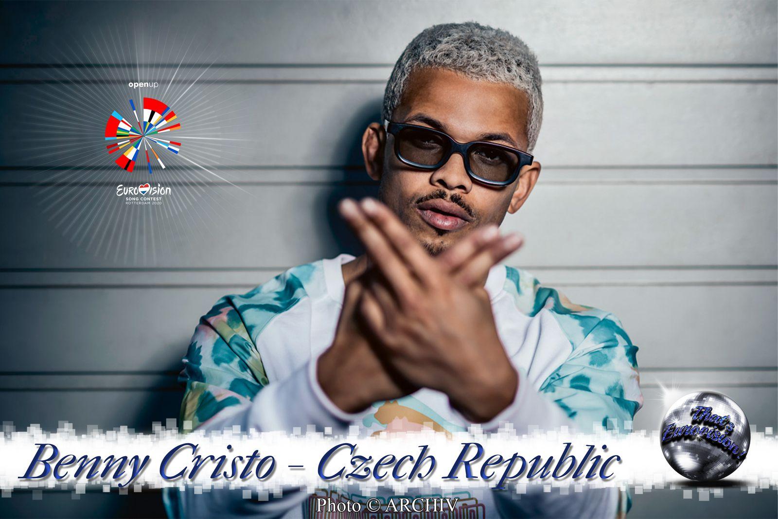 Czech Republic 2020 - Benny Cristo (Kemama)