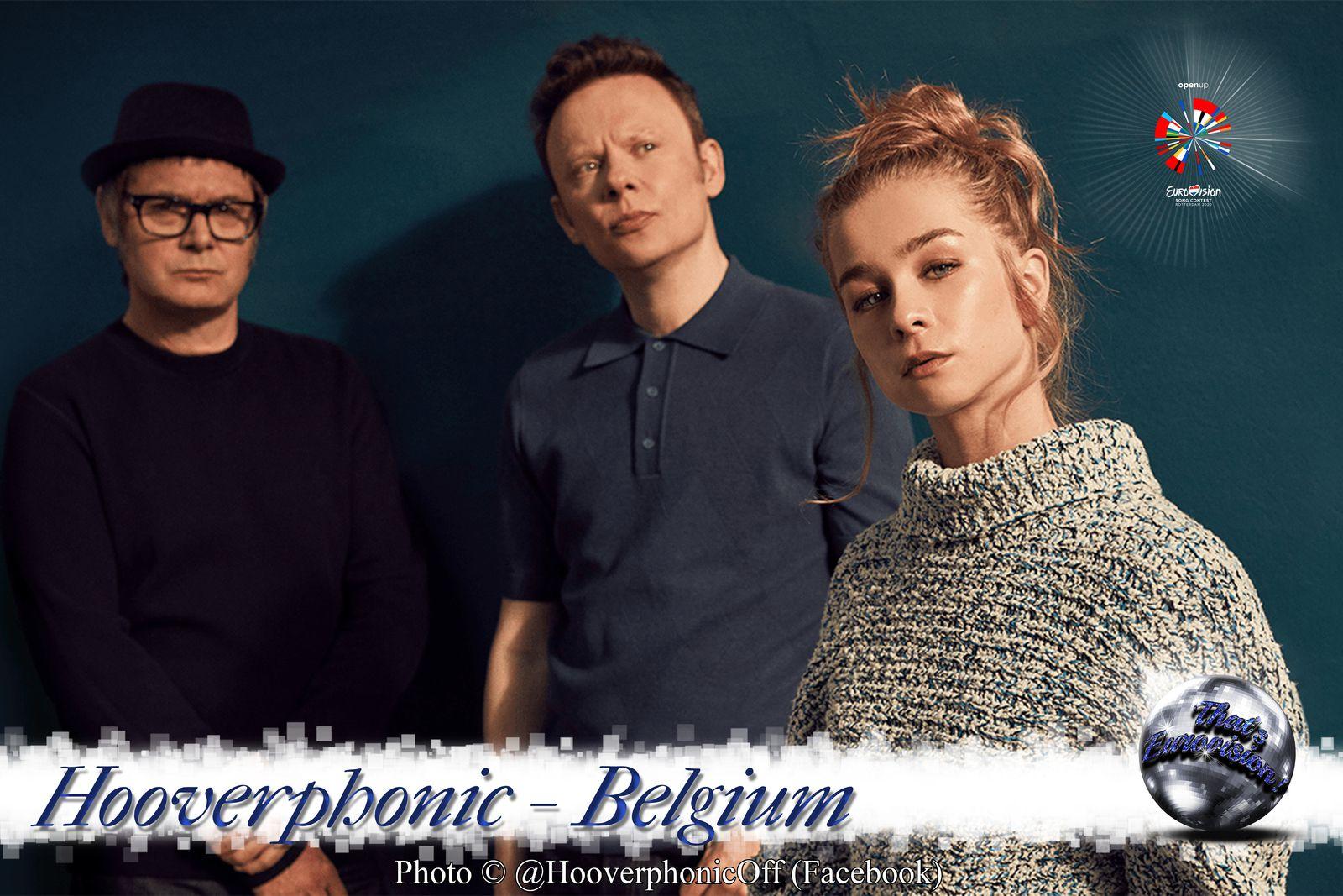 Belgium 2020 - Hooverphonic (Release Me)