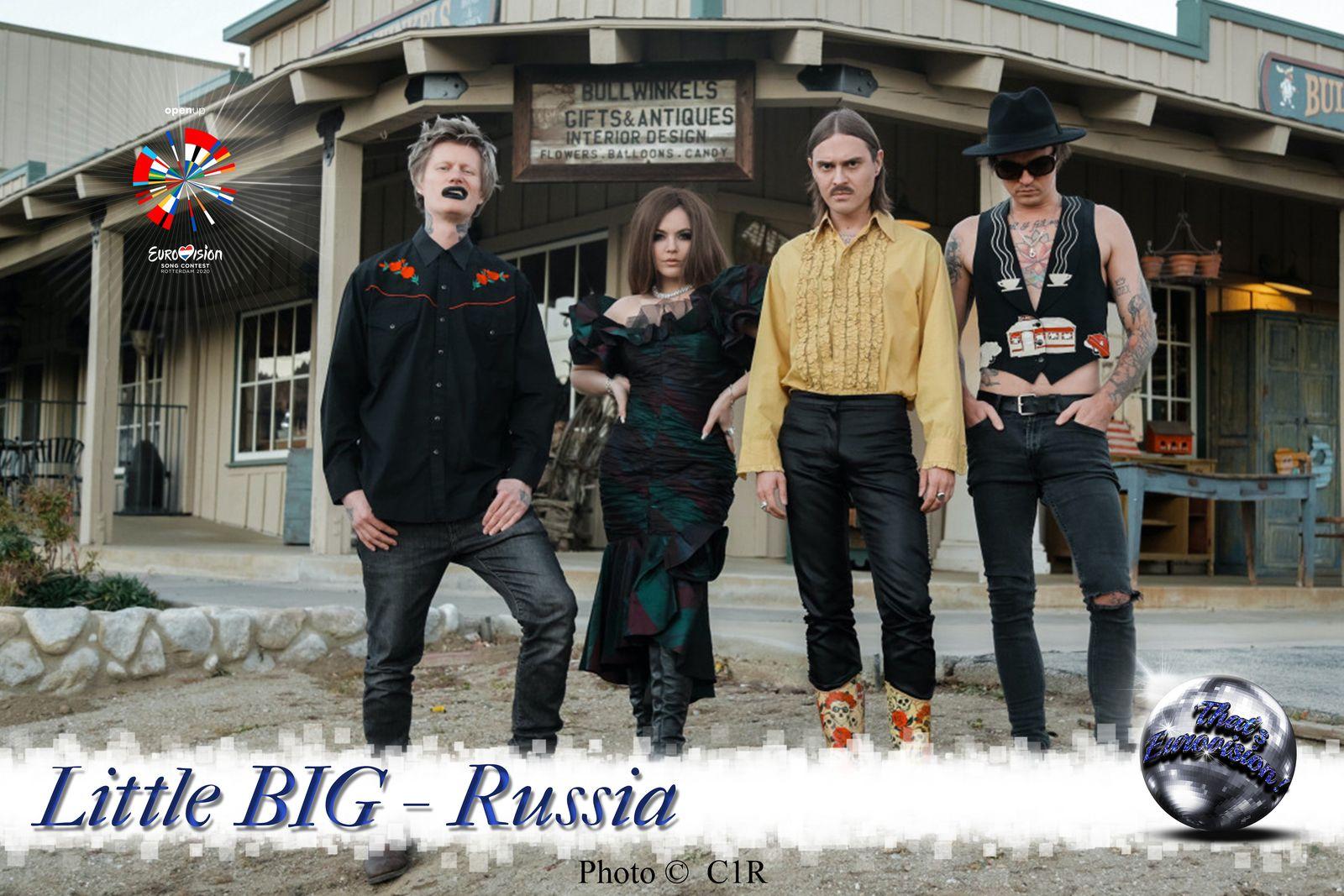 Russia 2020 - Little BIG