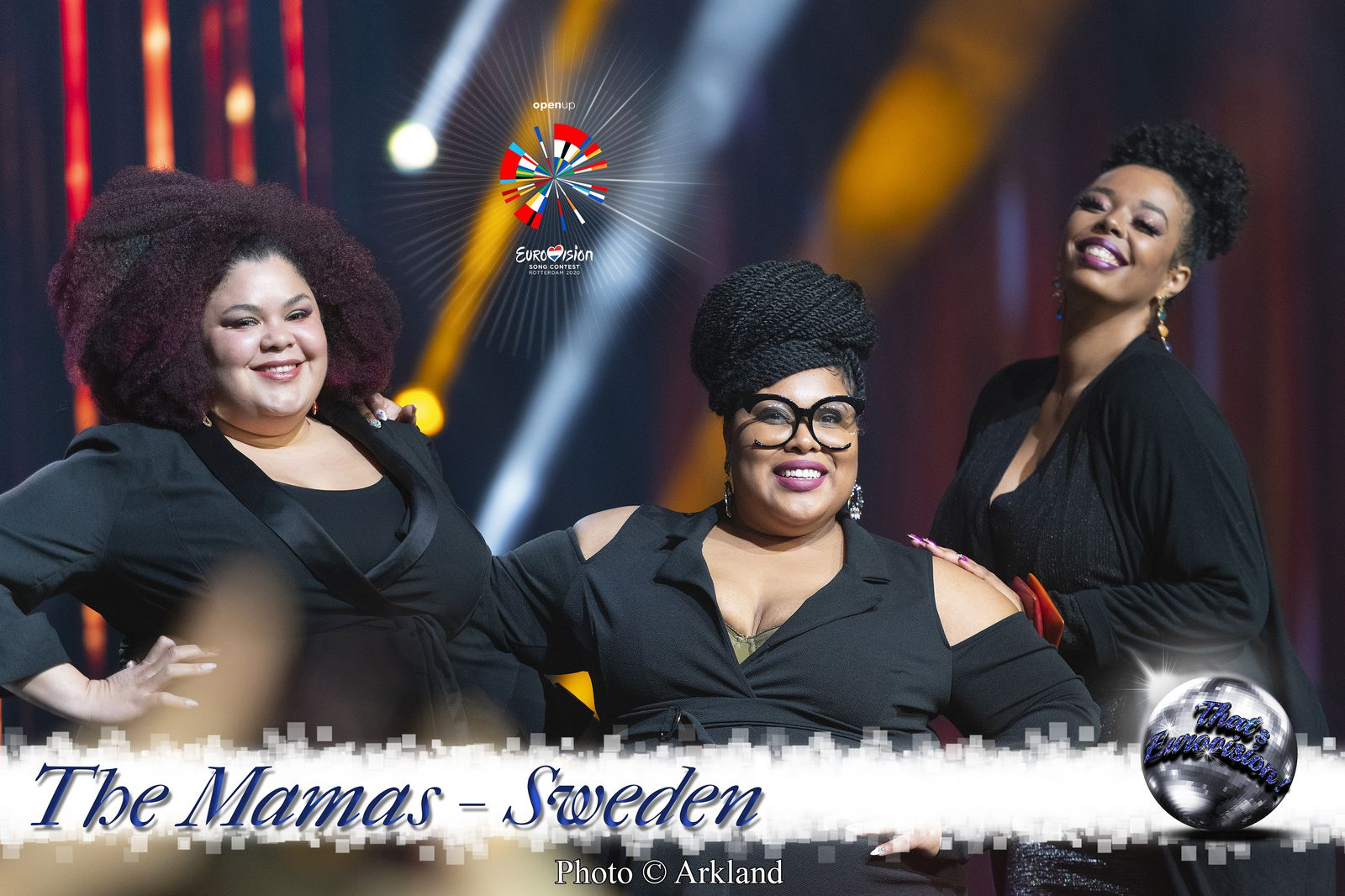 """Sweden 2020 - The Mamas """"Move"""""""