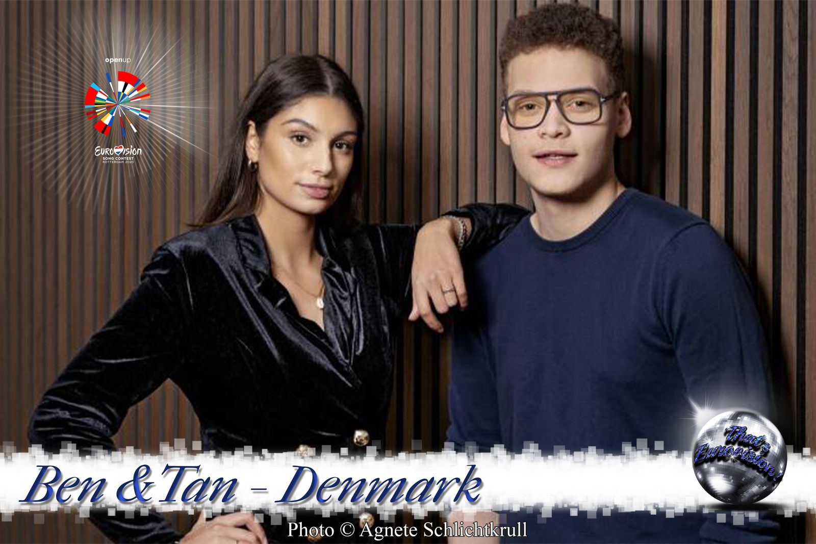 """Denmark 2020 - Ben and Tan """"Yes"""""""