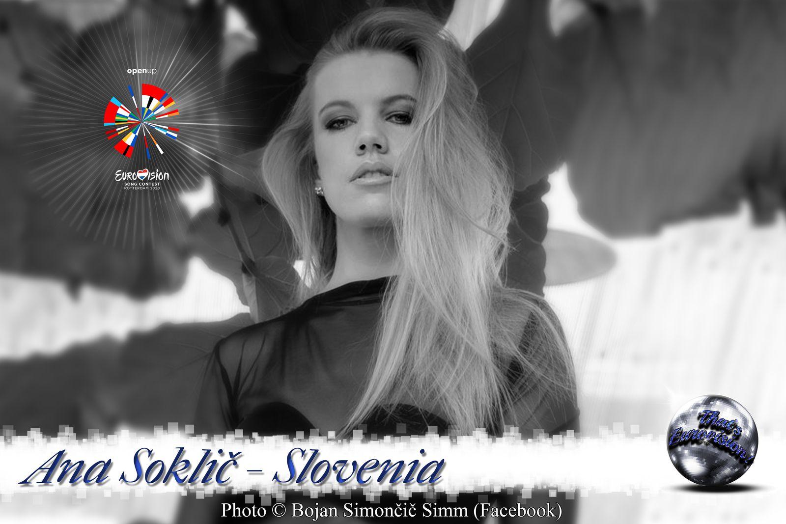 Slovenia 2020 - Ana Soklič (Voda)