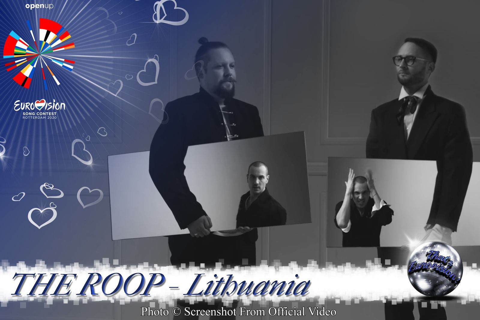 Lithuania 2020 - The ROOP - On Fire
