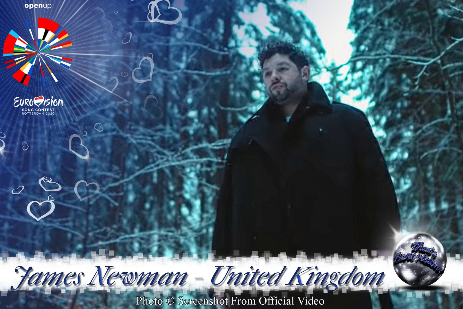 United Kingdom 2020 - James Newman - My Last Breath