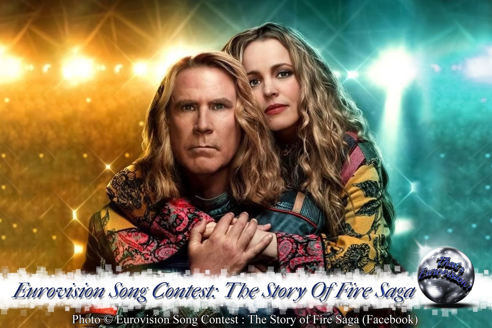 Eurovision Song Contest : The Story of Fire Saga