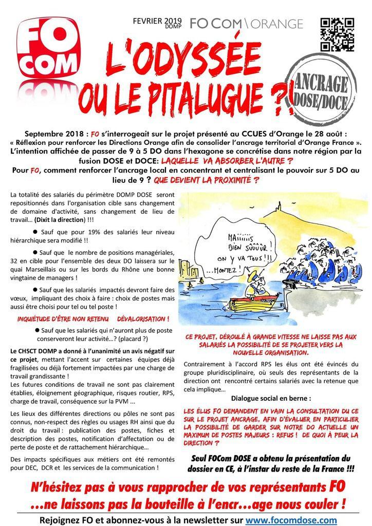 Ancrage : l'Odyssée ou Pitalugue !!