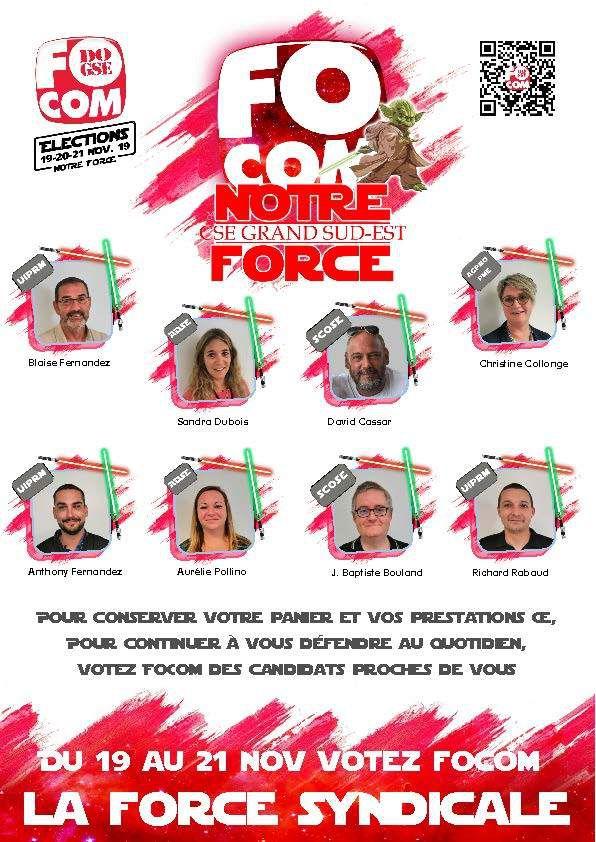 VOS CANDIDATS DE RHÔNE DURANCE !