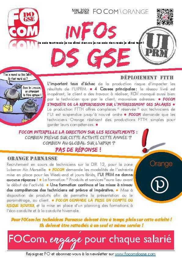 InFos DS UI PRM MAI 2020