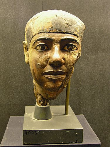 Statue d'Imhotep