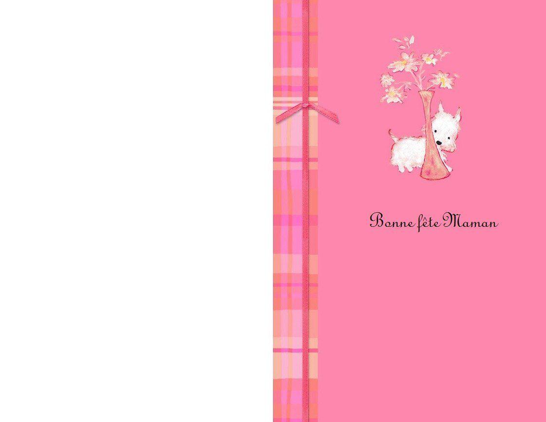 Cartes Bonne Fête MAMAN , à imprimer !