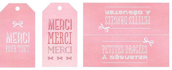 Carte d'invitation Baptème , sachets dragées , carte menue , à imprimer gratuitement , pour fille et garçon !