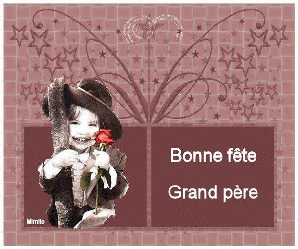 Cartes Bonne Fête Papy , à imprimer gratuitement !