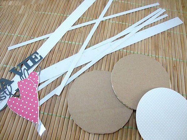 Tuto DIY : réaliser des cages à oiseaux en papier , en suivant son pas à pas en images gratuits !