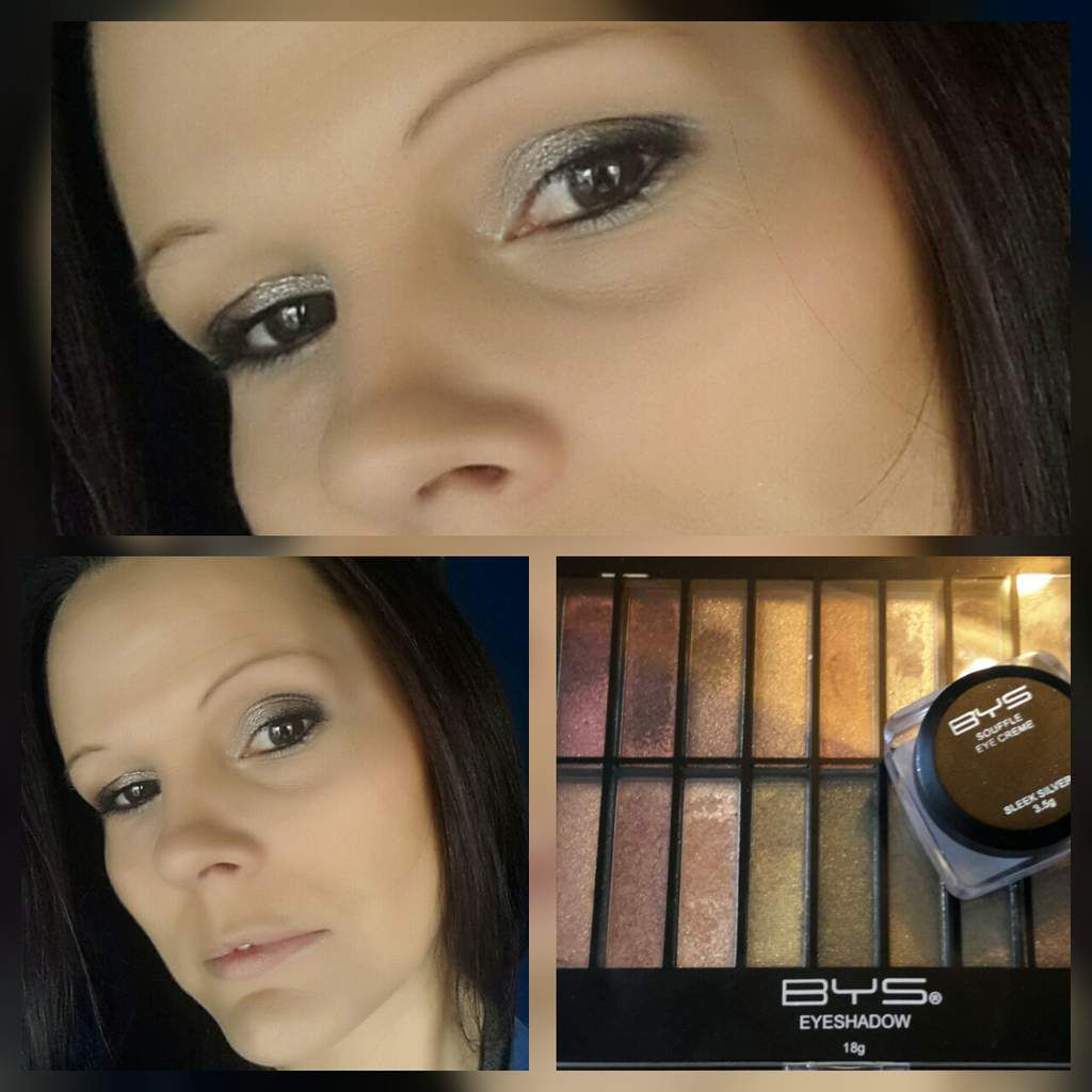 Bys maquillage palette