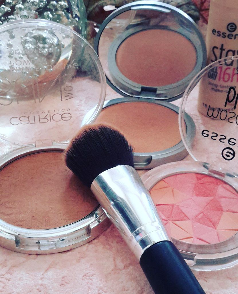 Essence catrice et the balm