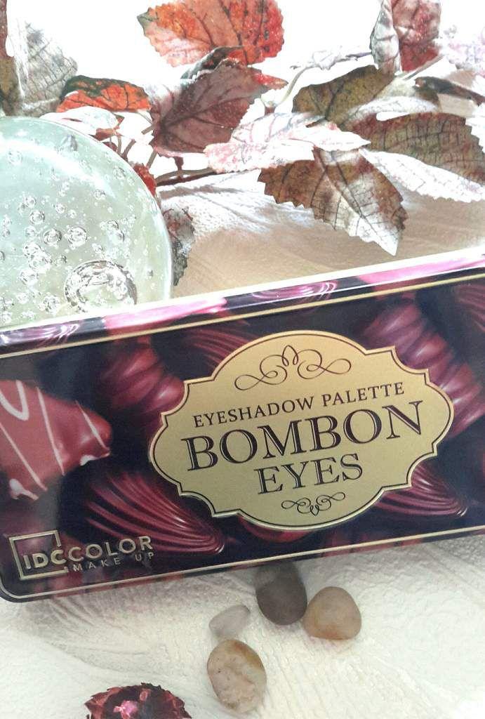 Bonbon eyes