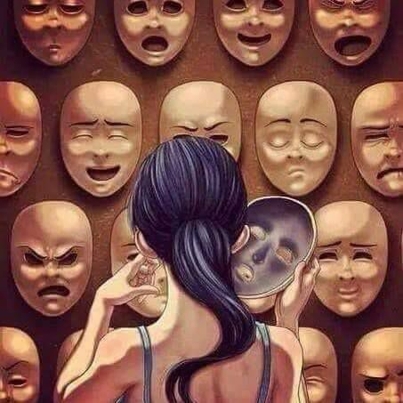The more you suffer, the more  it shows you really care, right ? SELF ESTEEM