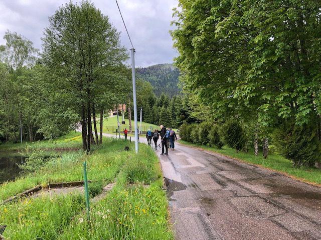 Rando du 28 mai - Ballon de Servance, Ballon d'Alsace, La Jumenterie