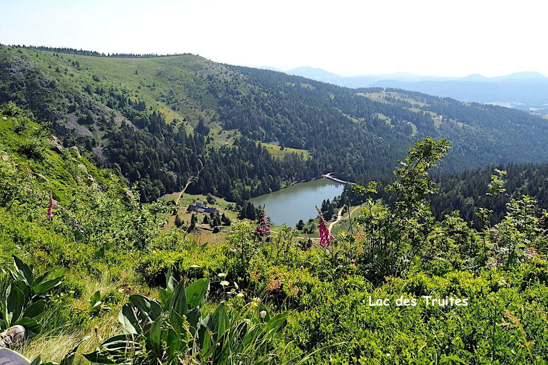 Rando du 2 juillet - Lacs et cirques glaciaires autour du Tanet - Gazon du Faing