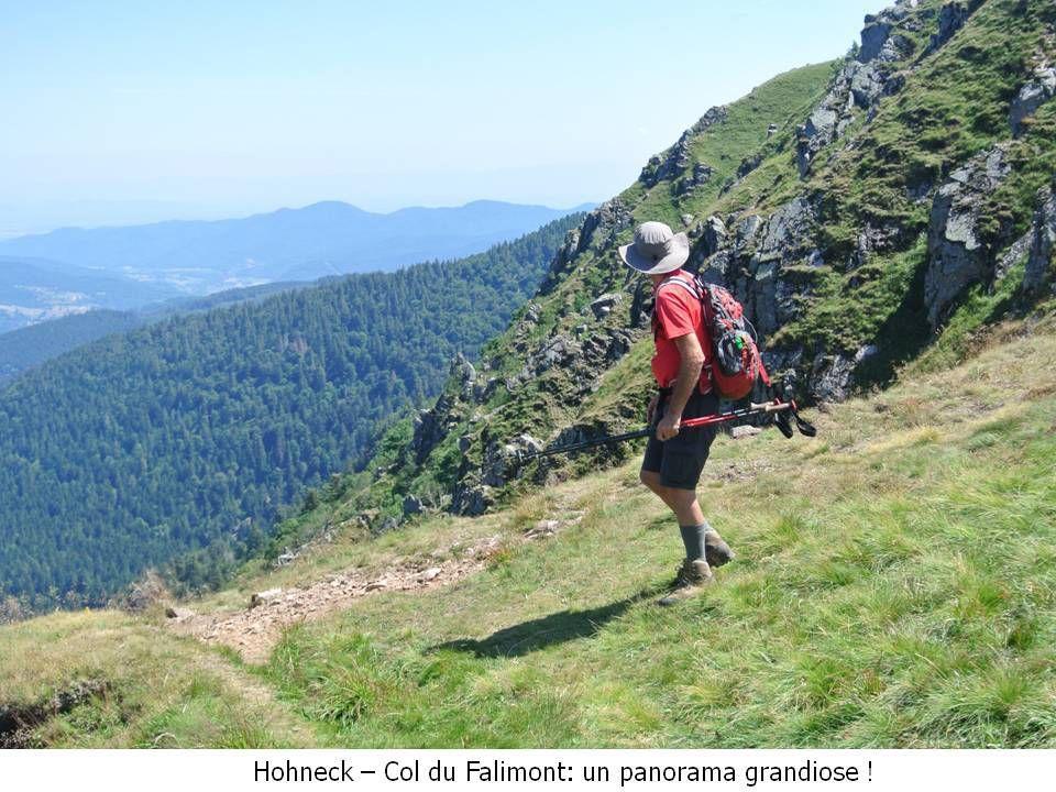 Randonnée du 23 juillet 2019: Lac de Retournemer - Hohneck - Le Collet