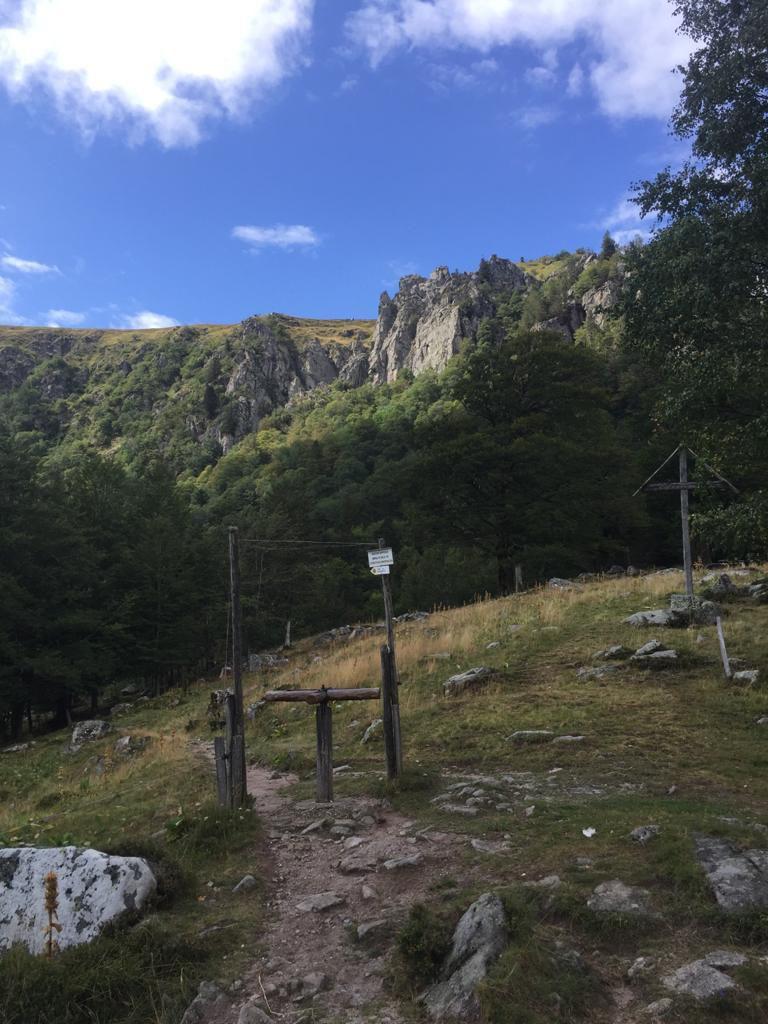 Randonnée du 18 août 2020: Stolz Ablass >Frankenthal>Sentier de la Bloye,  Il était une fois...