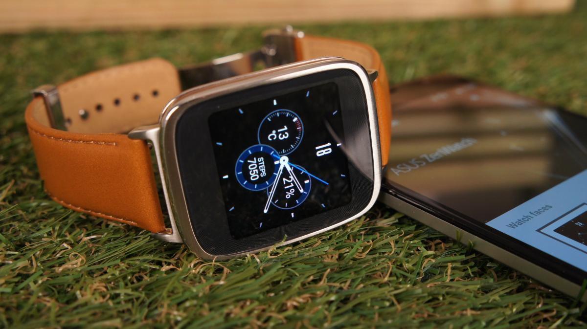 Chiêm ngưỡng vẻ đẹp của smartwatch Asus Zenwatch công nghệ cao