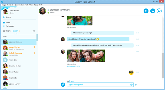 Microsoft Skype 2017 Review and Download - Creations Leisure