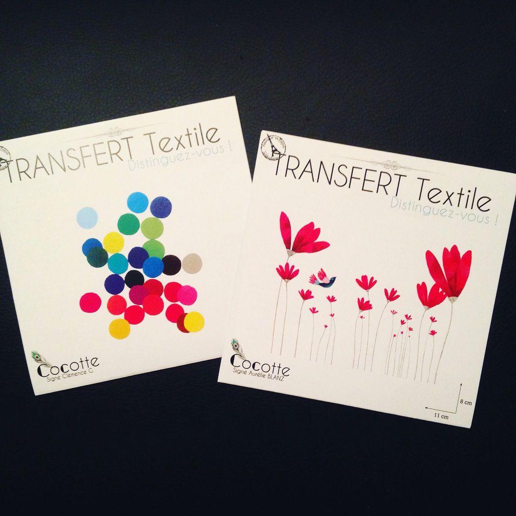 Le célèbre DIY avec Cocotte le transfert textile distingué - Mioumioum Family &YC_23