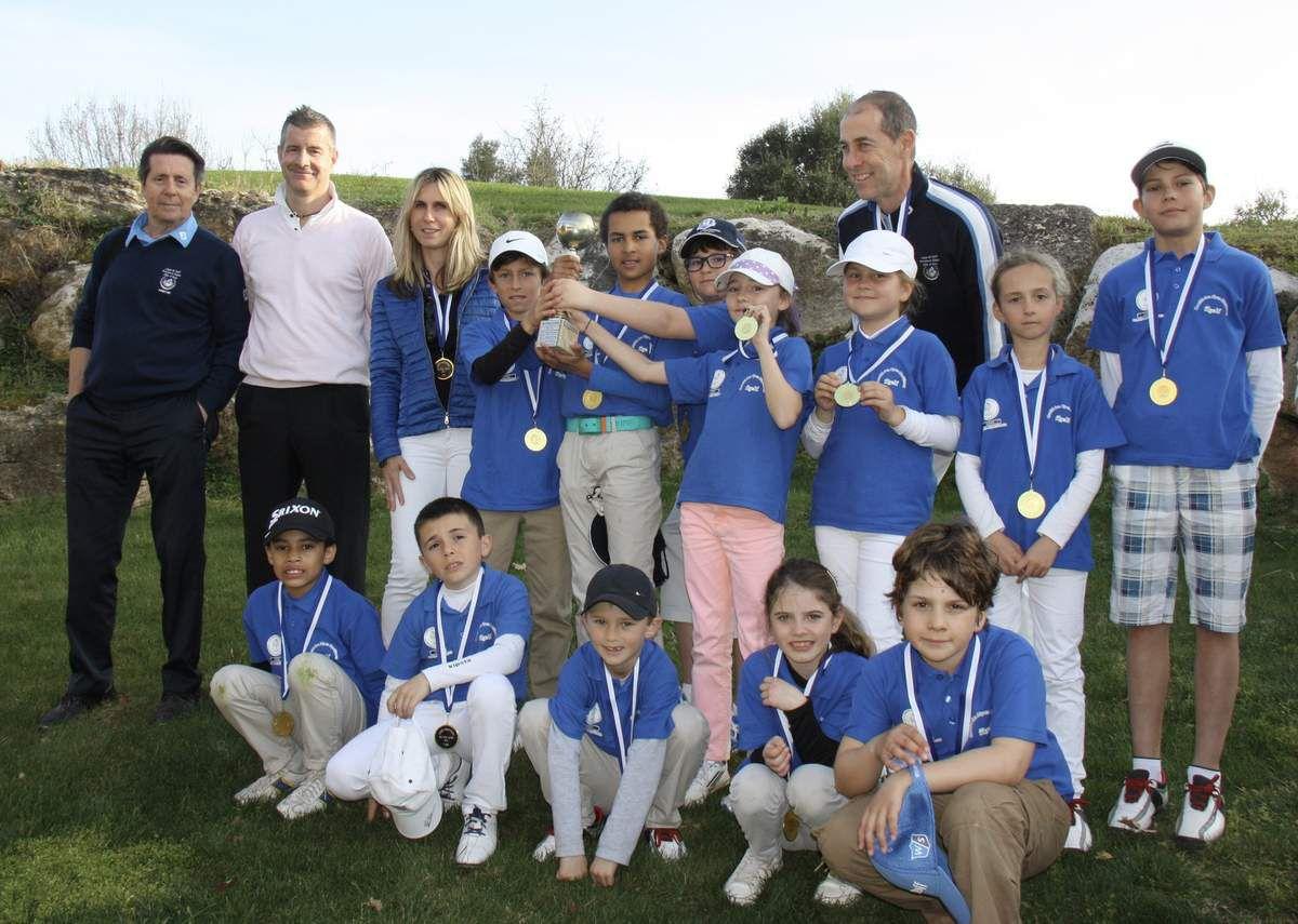 RYDER KIDS victoire  des Alpes Maritimes