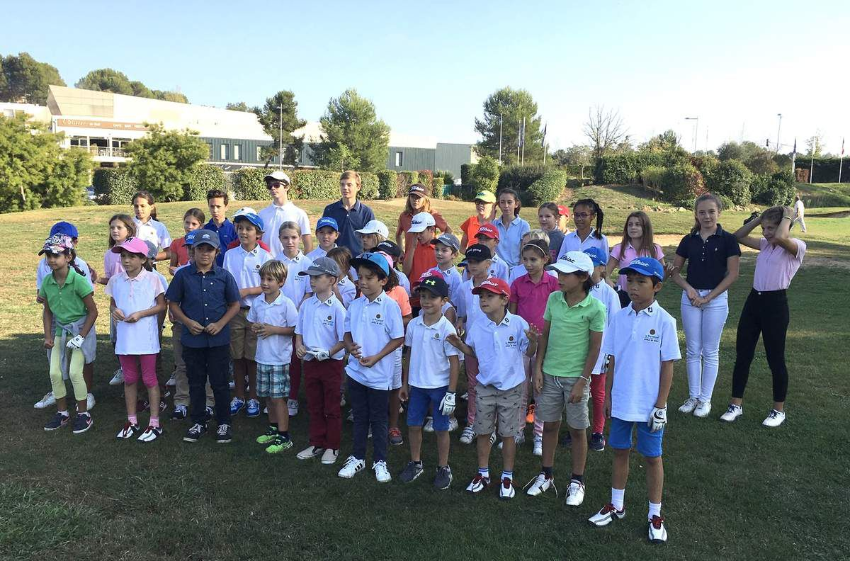 L'ECOLE DE GOLF DU PROVENCAL EN COMPETITION