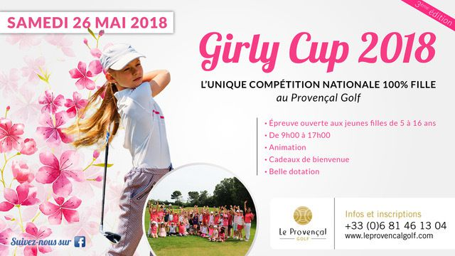 GIRLY CUP 2018 PROVENCAL