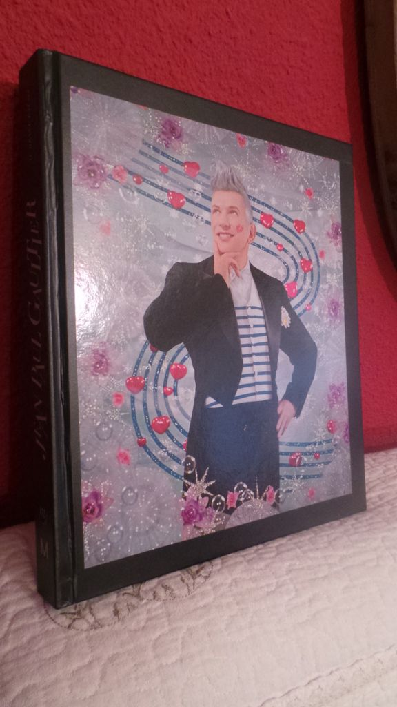 Jean-Paul Gaultier au Grand Palais Catalogue