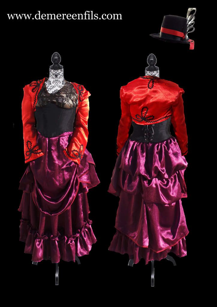 Robe Steampunk enfant