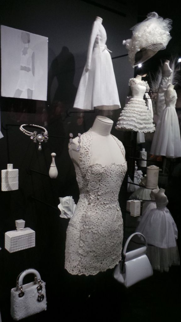Exposition Christian Dior