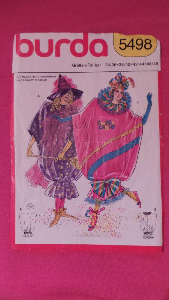 Robe Bonbon Spécial Carnaval