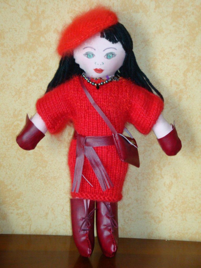 Réaliser une poupée pour l'UNICEF